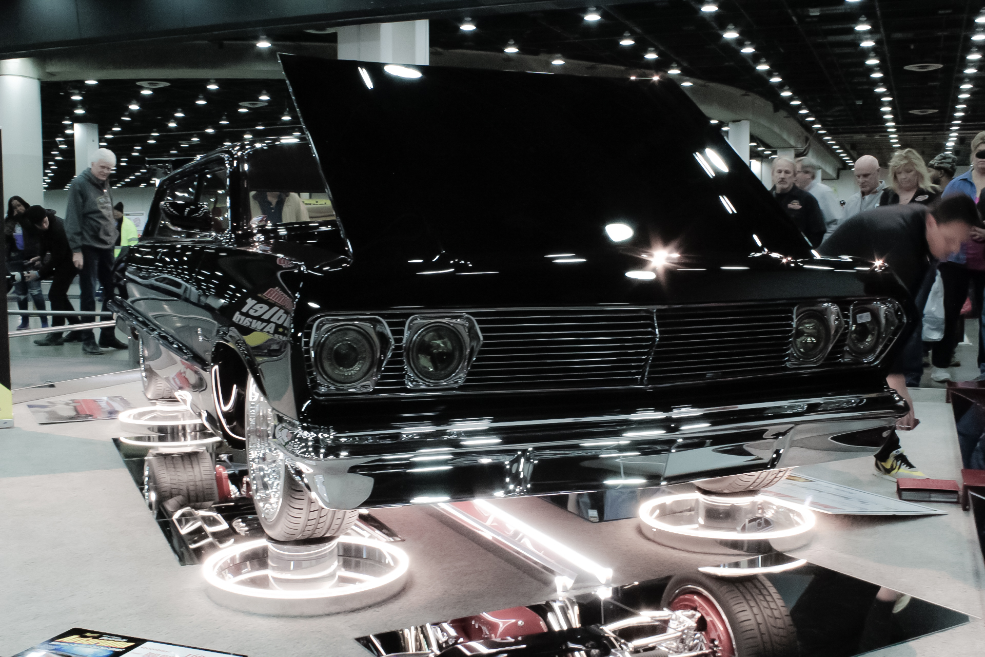 autorama 2020 ridler award winner is a 1963 chevy impala wagon 1963 chevy impala wagon