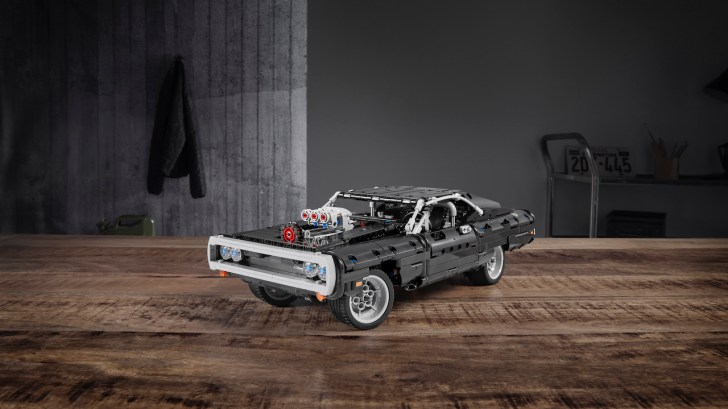 Lego Dom's Charger