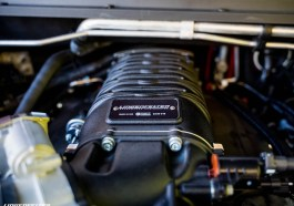 Supercharged V6 Engine