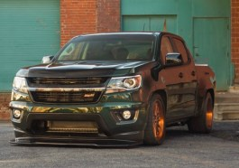 SEMA Chevy Colorado