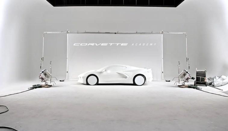2020 Corvette Academy