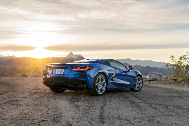 2020 C8 Corvette Stingray