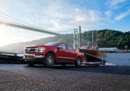 2021 Ford F-150 Max Tow Rating Maximum Capacity
