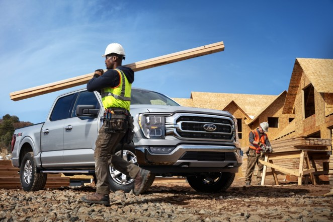2021 Ford F-150 XL XLT PowerBoost EcoBoost Lariat Limited King Ranch Work Truck Platinum
