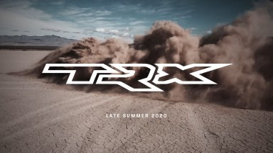 2021 Ram Rebel TRX Teaser Image