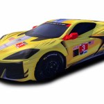 C8 Corvette C8.R Car Cover
