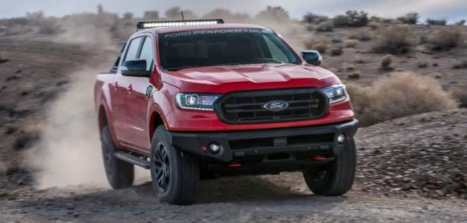 Ford Ranger Tremor Raptor Performance Suspension Leveling Kit
