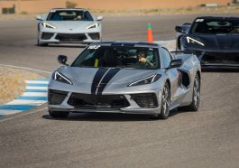 Ron Fellows C8 Corvette Driving School