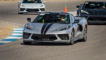 Ron Fellows C8 Corvette Driving School