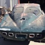 Corvette Z06 Split Window