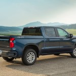 2021 Chevrolet Silverado 1500 RST Texas Edition Plus