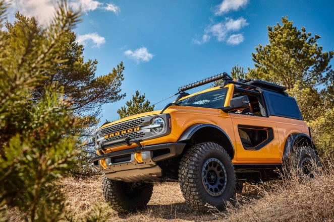 2021 Ford Bronco Accessories Concept