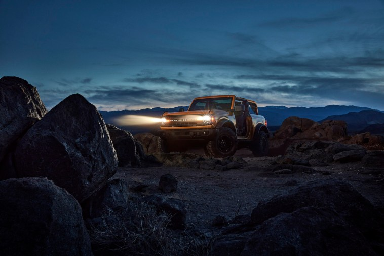 New Ford Bronco Orders May Take 18 Months To Fulfill