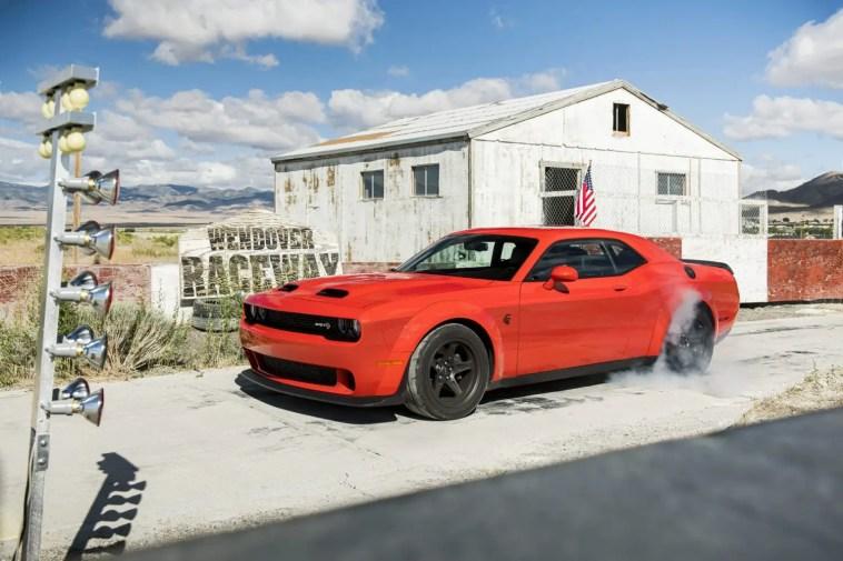 Dodge Challenger SRT Super Stock Power Dollars Mopar