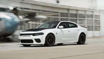 2021 Dodge Charger Hellcat Redeye