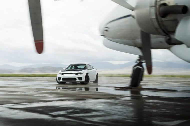 2021 Dodge Charger Hellcat Redeye