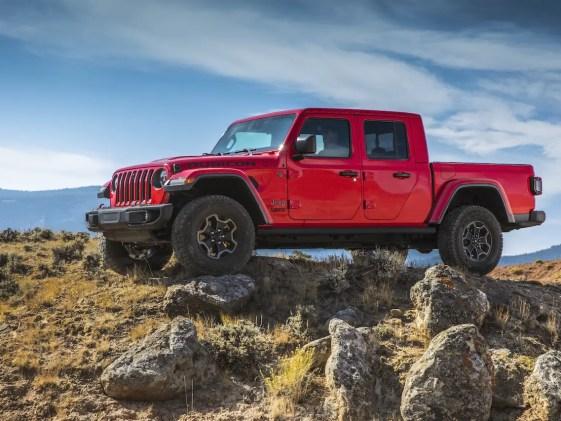 Jeep Gladiator EcoDiesel