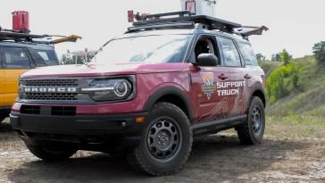 2021 Ford Bronco Sport Badlands Off-Roadeo Adventure Cocnept