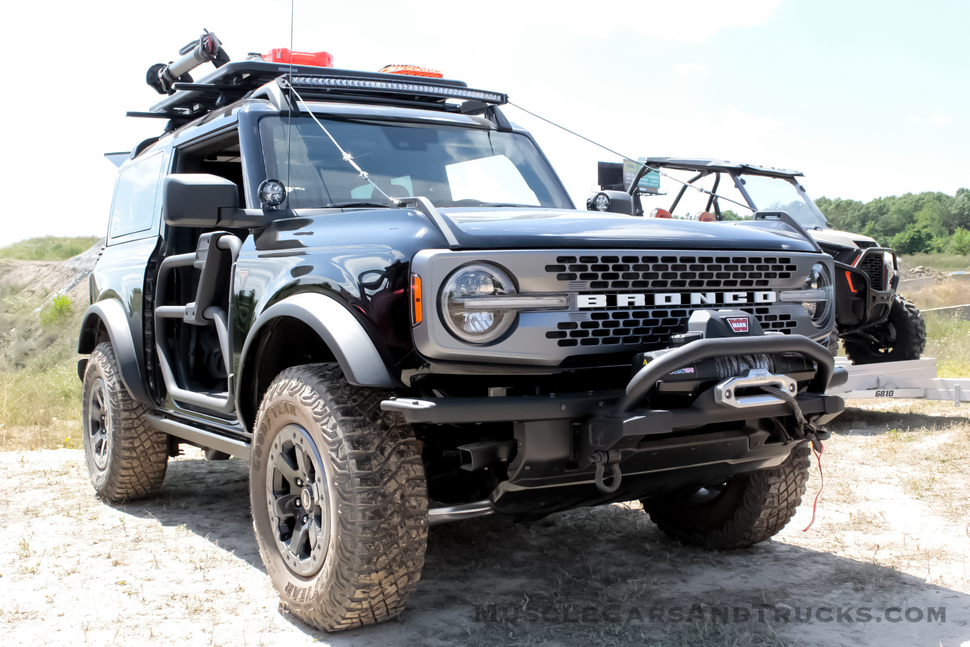 2021 Ford Bronco 2-Door Trail Rig