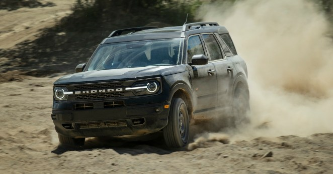 2021 Ford Bronco Sport Badlands First Ride Review