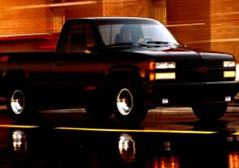 Chevrolet 454 SS pickup muscle truck