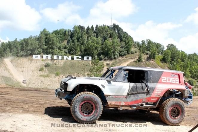 Bronco R At Bronco Day