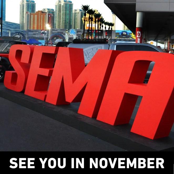 2020 SEMA Show