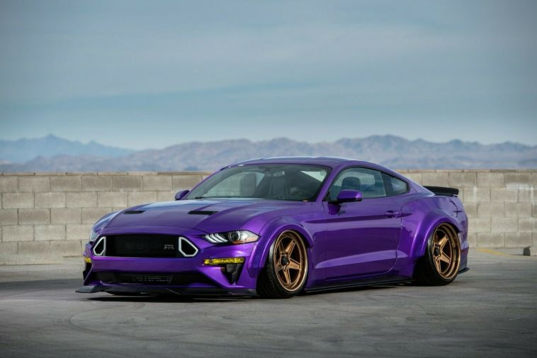 Ford Mustang Tjin Edition