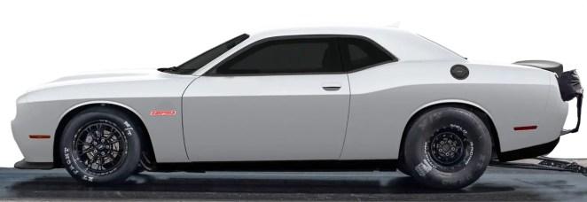 2021 Dodge Challenger Mopar Drag Pak Pack
