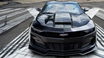 2021 Yenko Stage II Chevrolet Camaro Specialty Vehicle Engineering Muscle Car