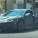 C8 Corvette Z06 Prototype Spy Video Photo