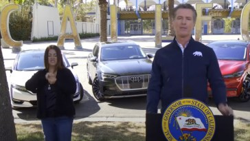 California Gas Car Ban