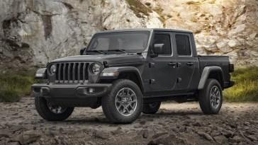 2021 Jeep Gladiator 80th Anniversary Edition