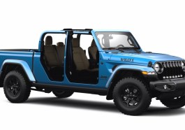 2021 Jeep Gladiator Willys Sport