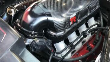 Lingenfelter C8 Corvette Performance Design Carbon Fiber Intake Manifold PTR