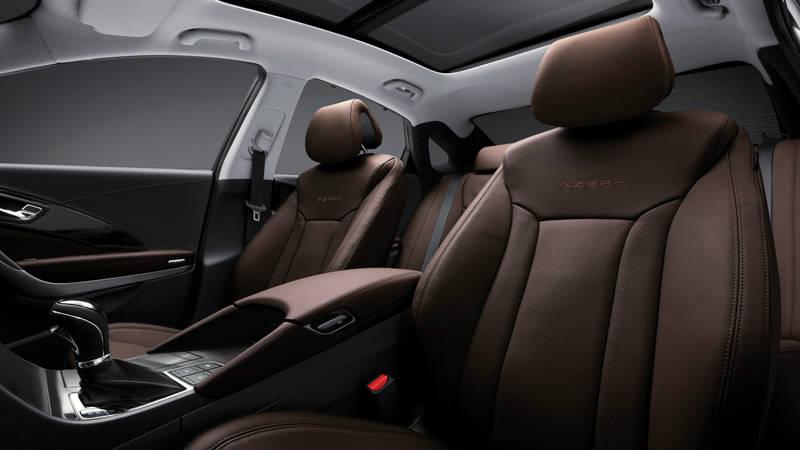 2013 Hyundai Azera Interior Seats Muscle Cars Zone