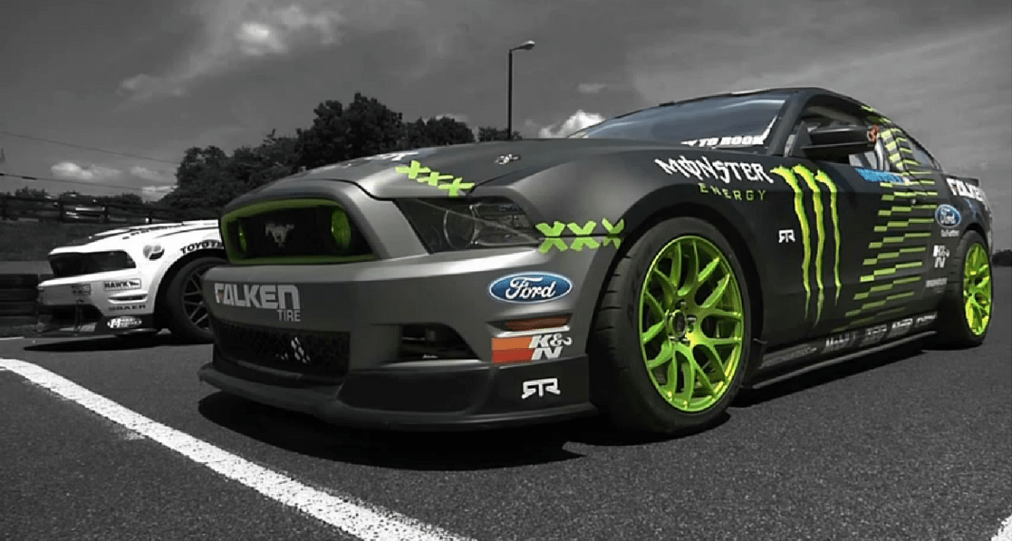 Roblox Car Wallpaper Check Out This Cool Mustang Rtr Drift Vs Grip Video