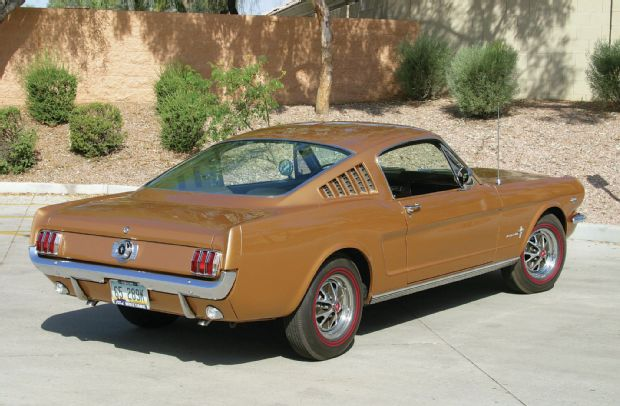 If you&aposre lucky enough to be in a position to buy one of these automotive works of art, then there&aposs no reason not to (we. 1965 Mustang Fastback Ride Must See One Of The Best Stories