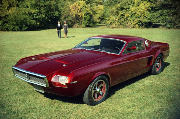 9 1966 Ford Mach 1 Concept 17 Ford Mustang Concepts