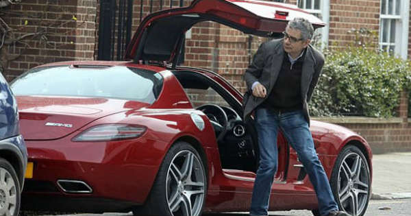 Image result for rowan atkinson, cars