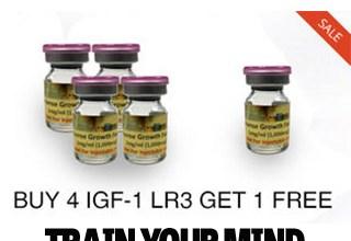 IGF-1 - Testosterone - Insulin - Growth Hormone