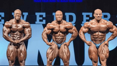 Qualified Bodybuilders