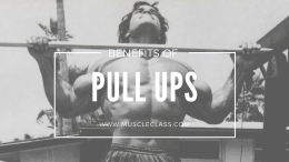 Benefits of Pullups