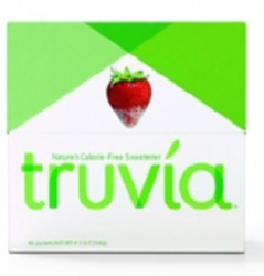 Try Truvia as a natural sugar substitute instead of Sugar or the synthetic Splenda...