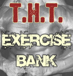 Targeted Hypertrophy Training: Exercise Bank
