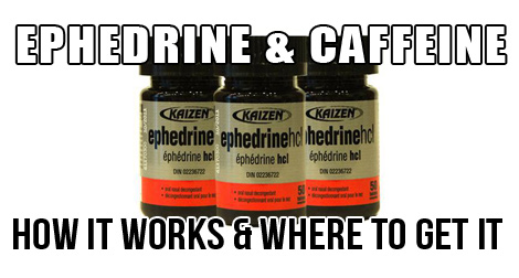 caffeine-ephedrine