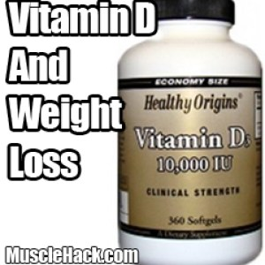 Vitamin D & Weight Loss