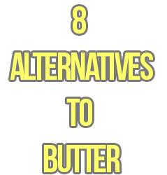 butter-alternatives