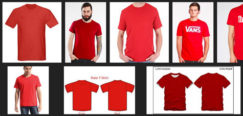 wear-red-clothes