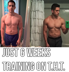How Much Muscle Can You Gain in 6 Weeks? Look!